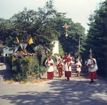 processie juli 69